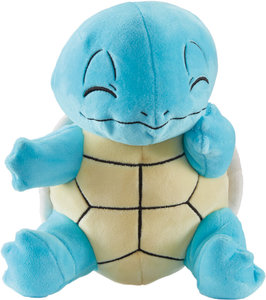 Officieele Pokémon knuffel - Squirtle - 20cm - Wicked Cool Toys.